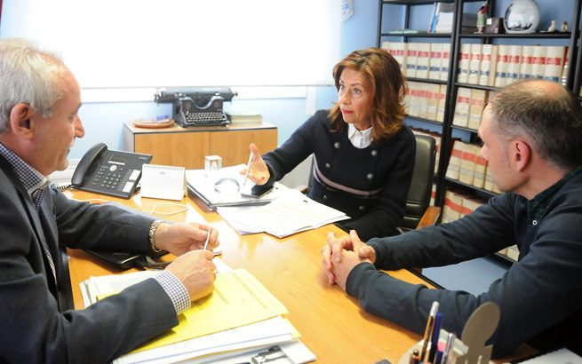 As axudas de Aprol Rural benefician a 87 concellos ourensáns