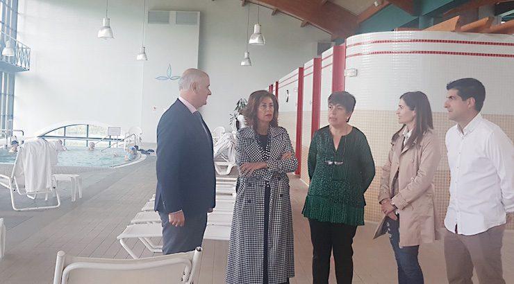 'Benestar en Balnearios' ofrece 170 prazas para persoas maiores