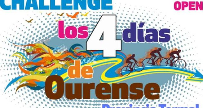 Baños de Molgas prepárase para catro días de ciclismo