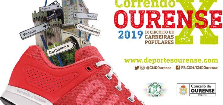 O Correndo por Ourense regresa en maio