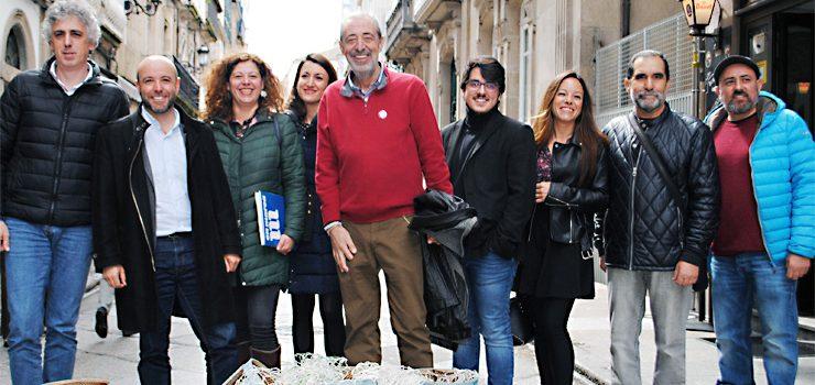 Ourense Mellor e En Marea unen forzas