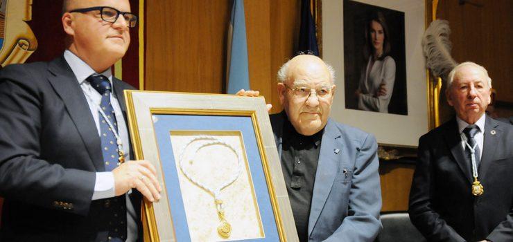 Elixio Rivas, medalla de ouro da provincia