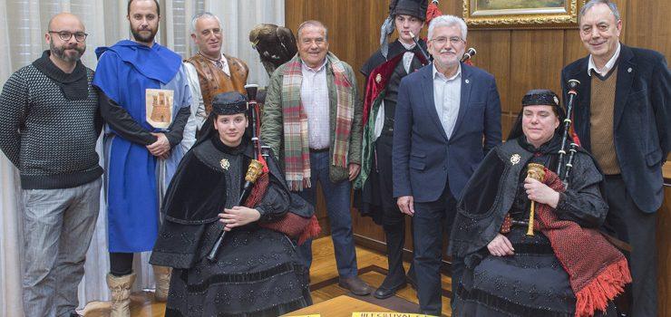 Cultura e tradición no Festival e Feira Medieval do Bolo