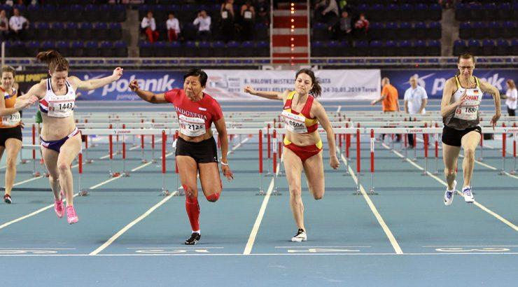 Emma Valencia, bronce mundial