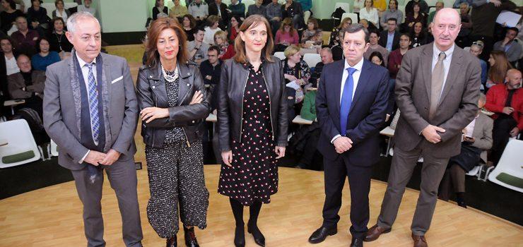 Encontro entre a Consellería de Educación con direccións de centros de ensino