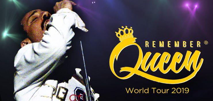 Remember Queen, no Auditorio