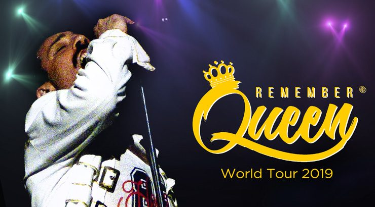 Remember Queen, no Auditorio