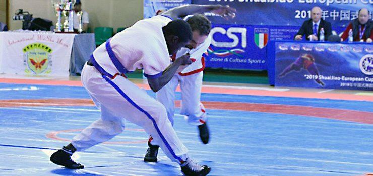 Ngagne Faye logra la plata en Italia