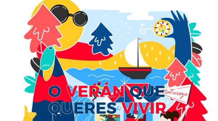 Abre o prazo de inscrición das prazas xuvenís dentro do programa Campaña de Verán