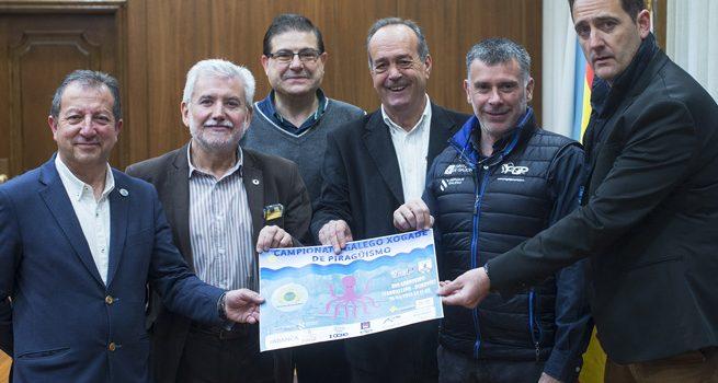 """Campionato Galego """"XOGADE"""" de Piragüismo"""