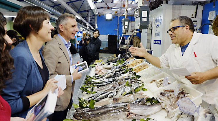 Seara: «Ourense é un lugar estratéxico e prioritario para o BNG»