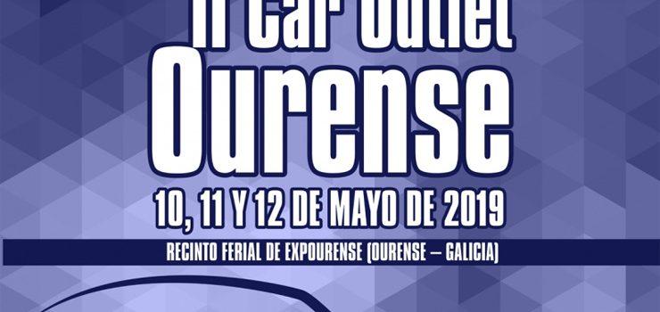 O II Car Outlet Ourense contará con 16 concesionarios oficiais