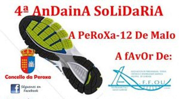 Andaina solidaria da Peroxa
