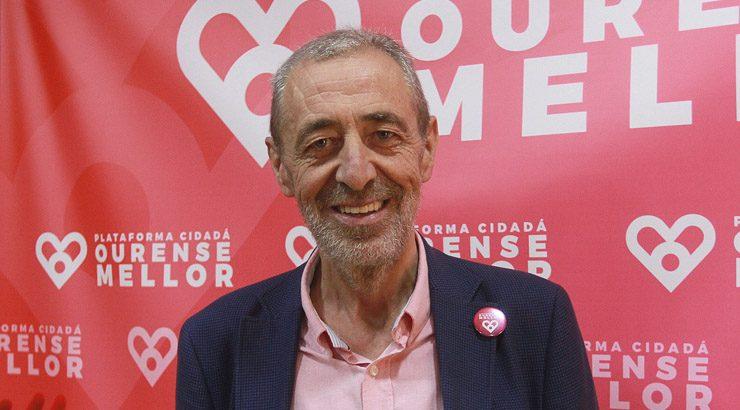 """""""Queremos aprobar uns orzamentos participativos e sociais para Ourense"""""""