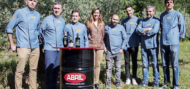 Convenio entre Aceites Abril y «Cociña Ourense»