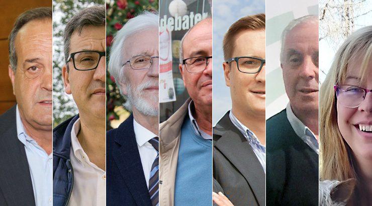 Entrevista aos candidatos do Carballño para as eleccións municipais