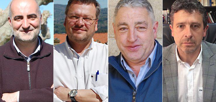 Entrevistas aos candidatos á alcaldía de Celanova