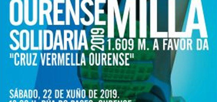 A Milla Solidaria regresa ao Paseo