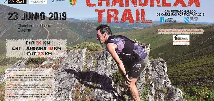 """«Chandrexa Trail"""" reunirá aos mellores corredores galegos"""