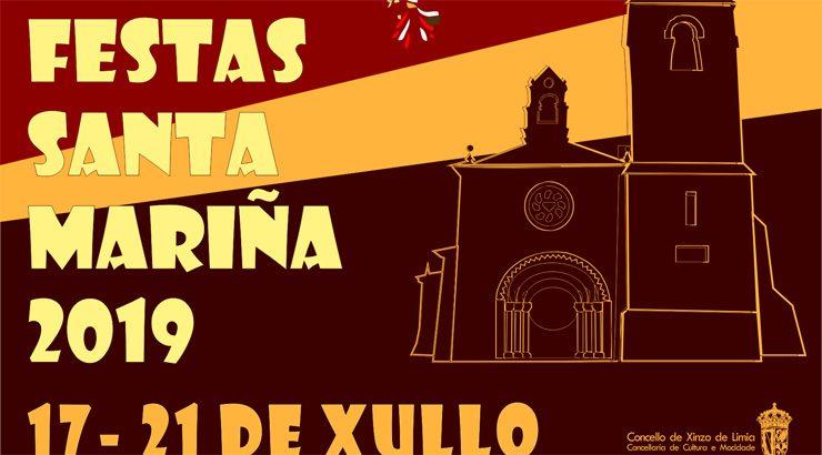 Listas as Festas de Santa Mariña 2019