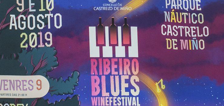 """O """"Ribeiro Blues Wine Festival"""" ofrece cultura, música e viño"""