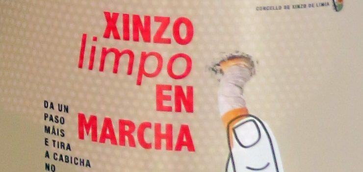 O novo goberno de Xinzo quere concienciar da limpeza da vila