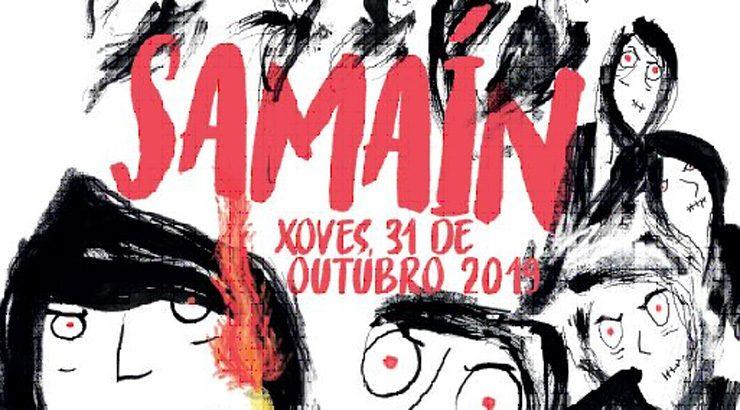 A Santa Compaña percorrerá a cidade no Samaín