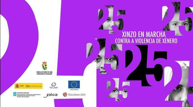 Conmemoración do 25N en Xinzo