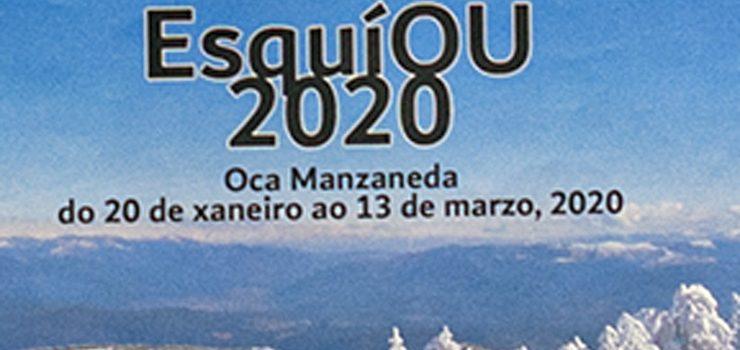 """Máis prazas no """"EsquiOU 2020"""""""