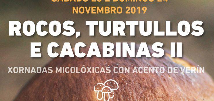 Dous días de Xornadas micolóxicas en Verín