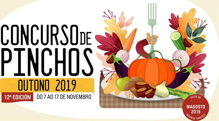 Máis de 50 locais participan no Sabores de Ourense – Pinchos de Outono