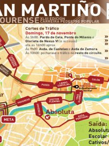 Ourense prepárase para unha nova San Martiño