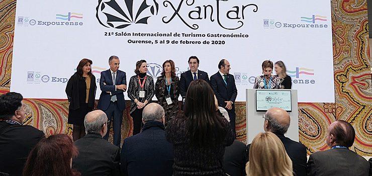 Xantar, para exaltar la riqueza gastronómica de Galicia