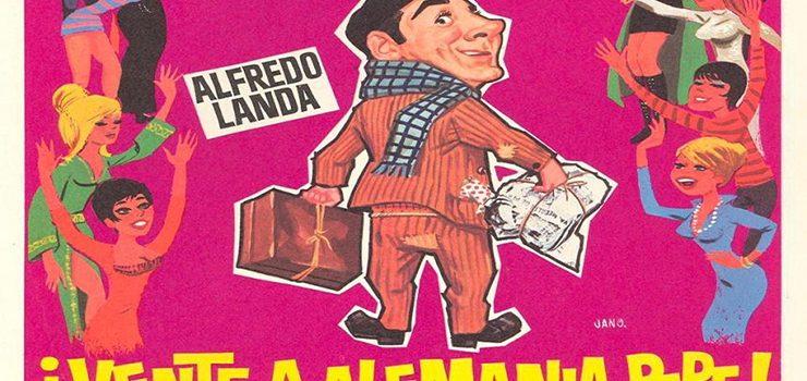 """Xeración 1960 – Xeración 2013. Volve o """"Vente cara Alemania, Pepe!"""