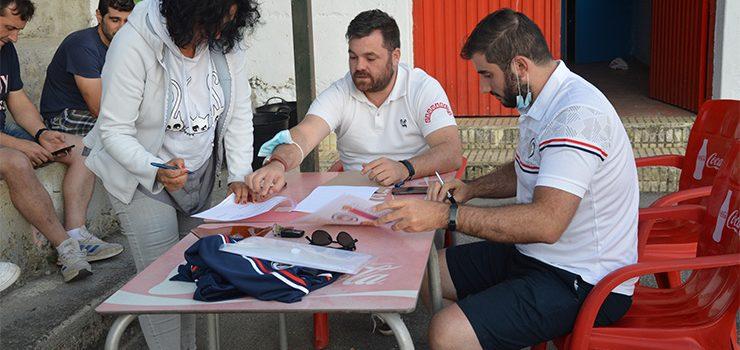 Convenio entre el Atlético Vilariño y el Club Cented Academy Football School