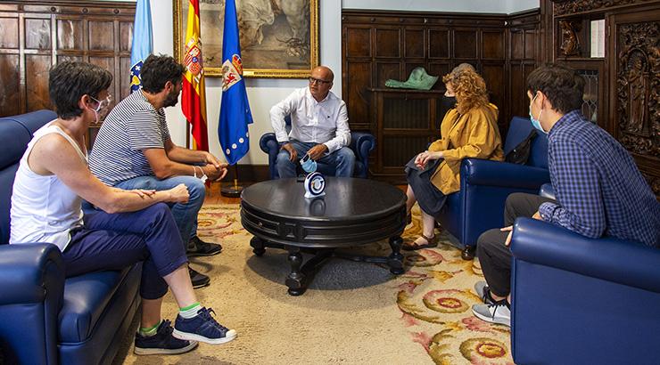 «Cuñados» rodarase en Ourense no mes de agosto