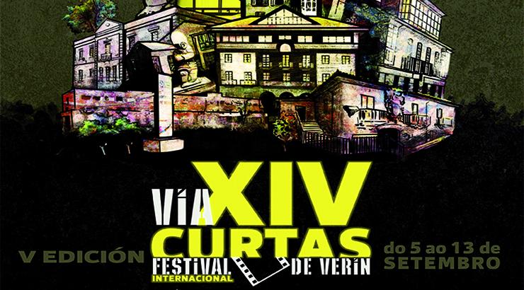 A quinta edición do FIC Vía XIV trae a Verín 39 curtas a concurso