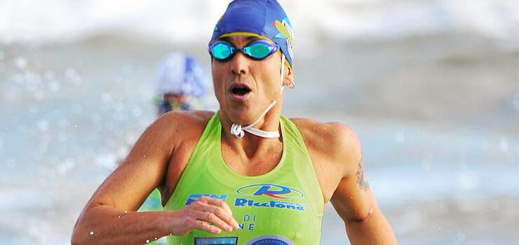 Cristina Colomo: triple campeona de España