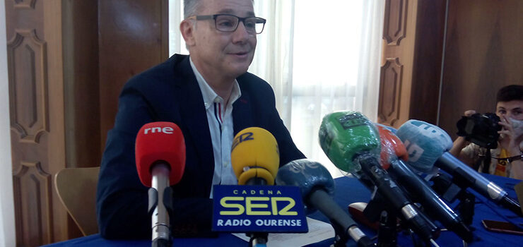 Discrepancias con Jácome fan que o concelleiro de Cultura, Mario González, presente a súa dimisión