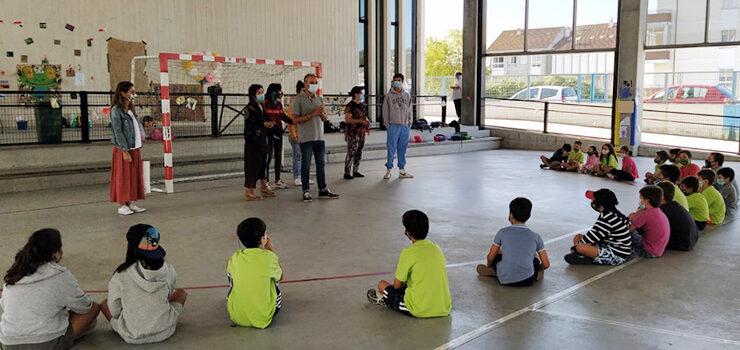 Mil nenos e nenas participaron nos campamentos de verán organizados polo Concello