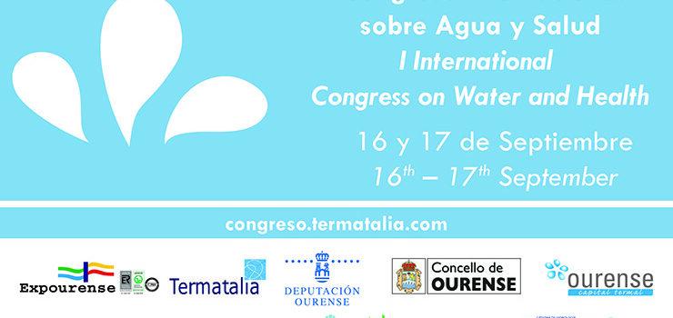 Termatalia organiza el 1er Congreso sobre Agua y Salud