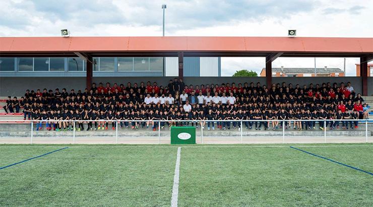 Verín abre a preinscrición das Escolas Deportivas de Fútbol e Fútbol Sala