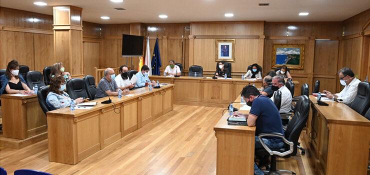 O Concello de Xinzo apoia as demandas dos centros e esixir recursos á Xunta para un curso seguro