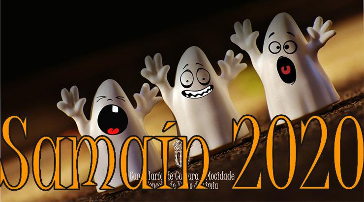 Concurso de minicontos Samaín 2020