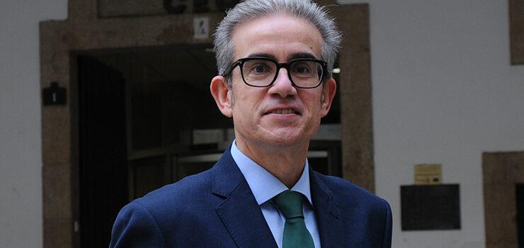 José Manuel Díaz Barreiros: «Neste momento prima o interese xeral ao particular»