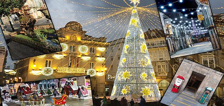 A provincia reinvéntase neste Nadal