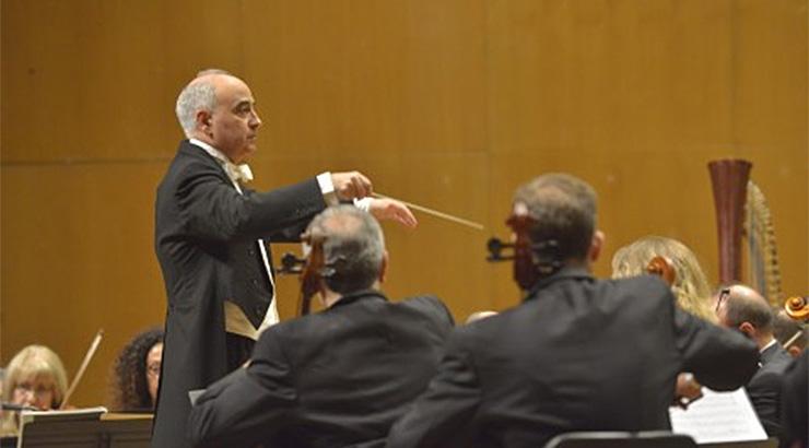 A Real Filharmonía de Galicia abre o programa cultural do mes de decembro no Auditorio