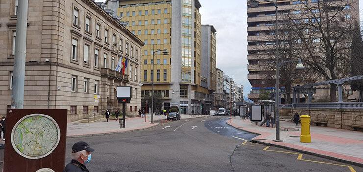 Unha nova praza ubicarase fronte á Subdelegación do Goberno