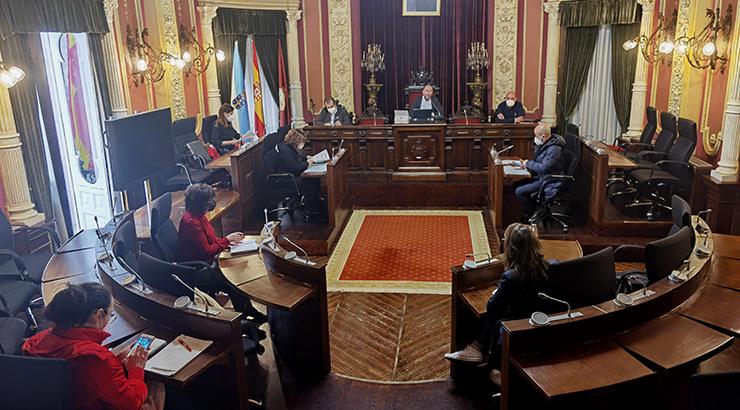 Segunda reunión sobre a ordenanza de veladores