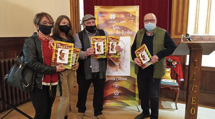 A Atenas galega rexurde no Liceo de Ourense